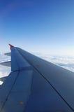 φτερό αεροσκαφών Στοκ Φωτογραφία
