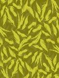 φτερό ανασκόπησης κίτρινο διανυσματική απεικόνιση