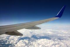 φτερό λεπτομέρειας αερ&omicro Στοκ Εικόνες