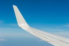 Φτερό & ουρανός Στοκ φωτογραφίες με δικαίωμα ελεύθερης χρήσης