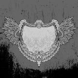 φτερό πλαισίων Στοκ Εικόνες