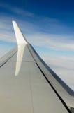 Φτερό στον ουρανό Στοκ εικόνα με δικαίωμα ελεύθερης χρήσης