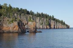 φτυάρι σημείου λιμνών αψίδ&omeg Στοκ Εικόνα