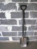 φτυάρι Στοκ φωτογραφία με δικαίωμα ελεύθερης χρήσης