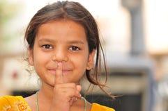 φτωχοί κοριτσιών στοκ εικόνες