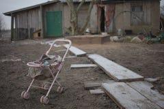 φτωχοί σπιτιών Στοκ Εικόνες