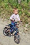 Φτωχό παιδί Στοκ Φωτογραφία
