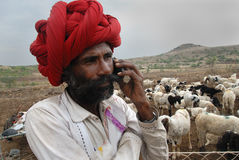 φυλές της Ινδίας banjara Στοκ φωτογραφίες με δικαίωμα ελεύθερης χρήσης