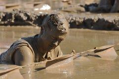 φυλή λάσπης Στοκ Εικόνα