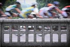 φυλή ποδηλάτων Στοκ φωτογραφία με δικαίωμα ελεύθερης χρήσης