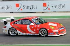 φυλή της Porsche φλυτζανιών carrera της Ασίας του 2008 Στοκ Εικόνα