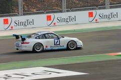 φυλή της Porsche φλυτζανιών carrera της Ασίας του 2008 Στοκ εικόνες με δικαίωμα ελεύθερης χρήσης
