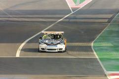 φυλή της Porsche φλυτζανιών carrera τη&sigm Στοκ φωτογραφία με δικαίωμα ελεύθερης χρήσης
