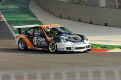 φυλή της Porsche φλυτζανιών carrera τη&sigm Στοκ Φωτογραφία