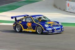 φυλή της Porsche φλυτζανιών carrera τη&sigm Στοκ φωτογραφίες με δικαίωμα ελεύθερης χρήσης