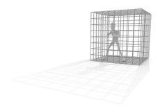 φυλακή φυλακών απεικόνιση αποθεμάτων