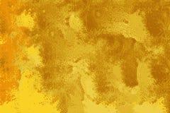 Φυσαλίδες μπύρας και φρέσκο γυαλί για ένα παγωμένο ποτό διανυσματική απεικόνιση