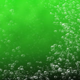 Φυσαλίδες νερού ελεύθερη απεικόνιση δικαιώματος