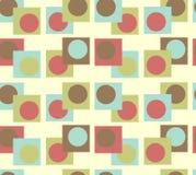 Φυσαλίδα στο άνευ ραφής σχέδιο κιβωτίων Στοκ εικόνα με δικαίωμα ελεύθερης χρήσης