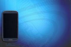 Φυσαλίδα Apps έννοιας Smartphone Στοκ φωτογραφίες με δικαίωμα ελεύθερης χρήσης