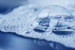 Φυσαλίδες σαπουνιών Στοκ εικόνες με δικαίωμα ελεύθερης χρήσης