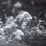 Φυσαλίδες στο νερό   Στοκ φωτογραφία με δικαίωμα ελεύθερης χρήσης