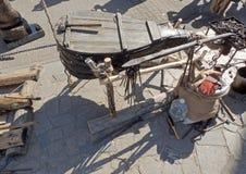 Φυσητήρες και άλλα εργαλεία Στοκ Φωτογραφίες