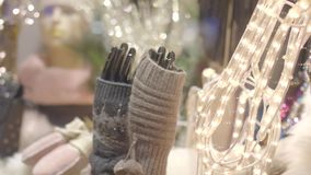 Φυσικά γάντια μαλλιού φιλμ μικρού μήκους