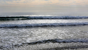 φυσικά κύματα σύστασης θάλασσας σχεδίου έργου τέχνης Στοκ Φωτογραφία