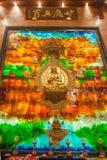Φυσικά παλάτι & x22 Lingshan Βατικανό περιοχής βουνών Lingshan Βούδας Wuxi Κίνα Θιβέτ world& x22  Στοκ εικόνα με δικαίωμα ελεύθερης χρήσης