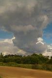 Φυσικά σύννεφα Στοκ φωτογραφία με δικαίωμα ελεύθερης χρήσης