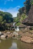 Φυσικές επτά ιερές λίμνες Maui Στοκ Εικόνες