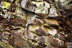 Φυσικές στερεές πέτρες Στοκ Φωτογραφία