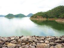 Φυσική άποψη στην Ταϊλάνδη Στοκ φωτογραφίες με δικαίωμα ελεύθερης χρήσης