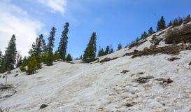 Φυσική άποψη του PAYE Siri στην κοιλάδα Kaghan, Πακιστάν Στοκ φωτογραφία με δικαίωμα ελεύθερης χρήσης