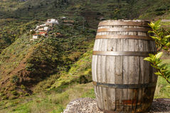 Φυσική άποψη Masca, Tenerife, Κανάρια νησιά, Ισπανία Στοκ φωτογραφίες με δικαίωμα ελεύθερης χρήσης