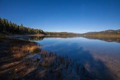 Φυσική λίμνη δύο ωκεανών Στοκ Εικόνες
