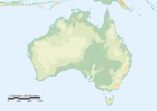 Φυσική Αυστραλία ελεύθερη απεικόνιση δικαιώματος