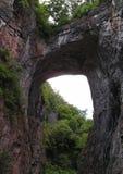 Φυσική γέφυρα (κάθετη) Στοκ φωτογραφίες με δικαίωμα ελεύθερης χρήσης