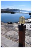 φυσική λίμνη Πορτογαλία του Εστορίλ Στοκ Εικόνες