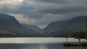 Φυσική λίμνη στη βόρεια Ουαλία φιλμ μικρού μήκους