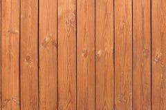 Φυσική ξύλινη Slats καφετιά επιτροπή Στοκ εικόνες με δικαίωμα ελεύθερης χρήσης