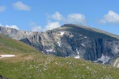 Φυσική ομορφιά βουνών του Κολοράντο δύσκολη Στοκ φωτογραφία με δικαίωμα ελεύθερης χρήσης