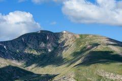 Φυσική ομορφιά βουνών του Κολοράντο δύσκολη Στοκ εικόνες με δικαίωμα ελεύθερης χρήσης