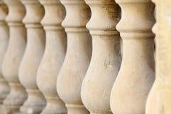 φυσική πέτρα κιγκλιδωμάτ&omega Στοκ Εικόνες