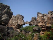 φυσική πέτρα Στοκ Φωτογραφίες