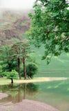Φυσική περιοχή λιμνών, Buttermere Στοκ Φωτογραφίες