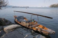 Φυσική περιοχή δυτικών λιμνών Hangzhou στοκ φωτογραφία με δικαίωμα ελεύθερης χρήσης