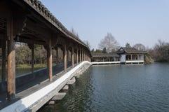 Φυσική περιοχή δυτικών λιμνών Hangzhou στοκ εικόνα με δικαίωμα ελεύθερης χρήσης