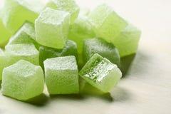 Φυσική πράσινη μαρμελάδα Στοκ φωτογραφία με δικαίωμα ελεύθερης χρήσης
